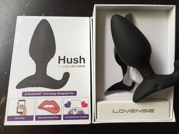 hush vibrator