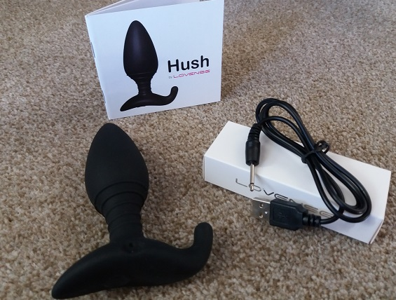 lovense hush review