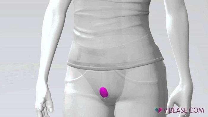 vibrating underwear