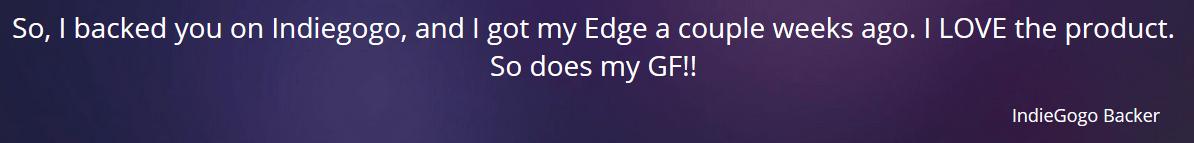 lovense edge customer reviews