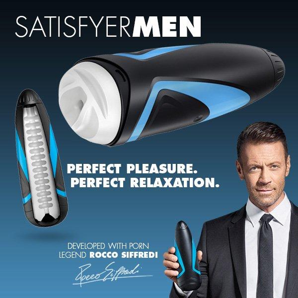 satisfyer men toy