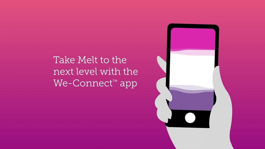 wevibe melt app