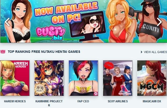 nutaku hentai games