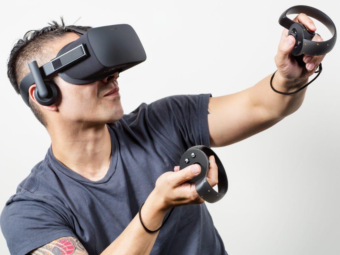 Virtual Reality Sextech
