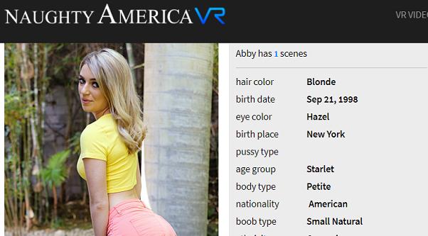 naughty america interactive vr porn