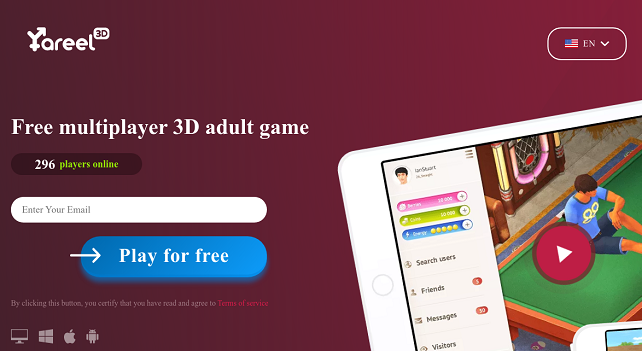 free multiplayer online sex game