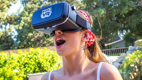 new virtual reality porn