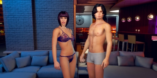 free interactive adult games