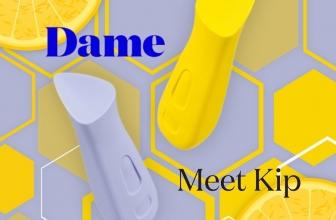 Dame Kip Review: Yay or Nay? (Lipstick Vibrator)