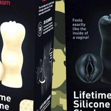 Lifetime Silicone Stroker Review: A Male Toy that Lasts FOREVER?!