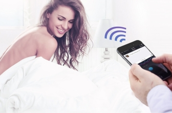 7 Best Wifi Sex Toys for LDR Play: Let Him Control You From Afar