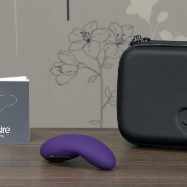 Desire Luxury Rechargeable Clitoral Vibrator Review: How Good is Lovehoney's Toy?