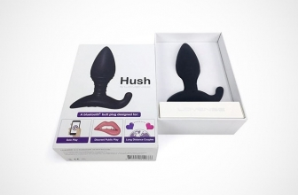 Lovense Hush Review: The Best Remote Controlled Butt Plug?
