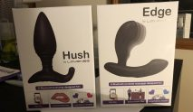 Lovense Hush vs Lovense Edge: Which one is the Best Anal Toy?