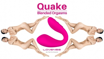 Lovense Quake Review: Perfect Vibe for Blended Orgasms?!