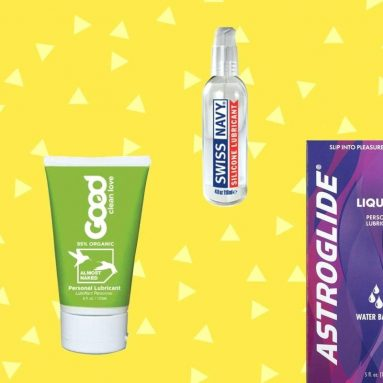 What Types Of Lube Should You (or NOT) Use with Sex Toys for Safe Adult Play?