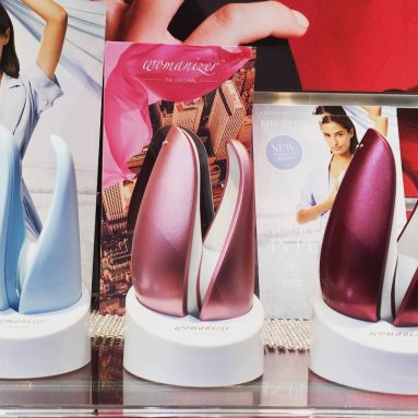 Womanizer Liberty Review: The Best Toy for Women on the Go?